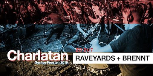 Raveyards + Brennt/Teknoville - GF19 dag 3