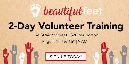 2-Day Volunteer Training