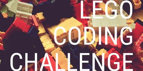 Digital Seedlings Lego Coding Challenge tickets