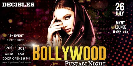 Bollywood Punjabi Night tickets