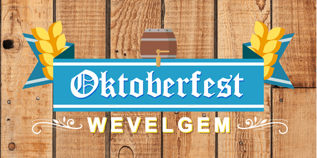 Oktoberfest Wevelgem 2019 tickets