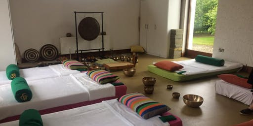 Sound Healing and Yoga Nidra