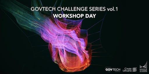 GovTech Lab: Workshop Day