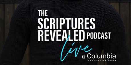 The Scriptures Revealed Podcast LIVE tickets