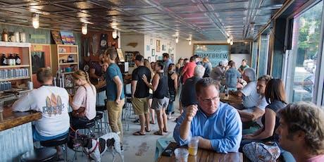 USGBC North Carolina: Membership Drive & Brewery Tour at Wilmington Brewing Company  tickets