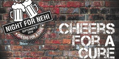 Night for NEHI - Cheers for a Cure tickets