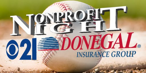 Lancaster Barnstormers NonProfit Night with CBS21 & Donegal Insurance Group