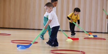 Sportball Class for Your Child @ Toronto New Covenant Cathedral tickets
