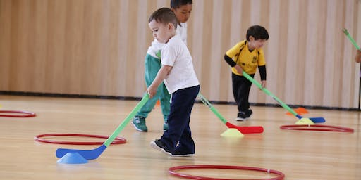 Sportball Class for Your Child @ Toronto New Covenant Cathedral