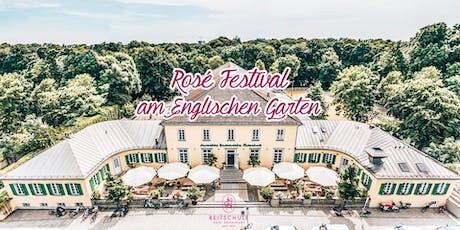 München Rosé Festival 2019 Tickets