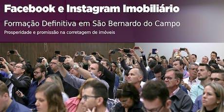 São Bernardo do Campo: Facebook e Instagram Imobiliário DEFINITIVO ingressos