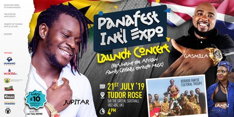 PANAFEST INT'L EXPO CONCERT tickets