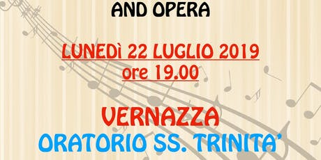LIMF 2019 - Opera Gala biglietti