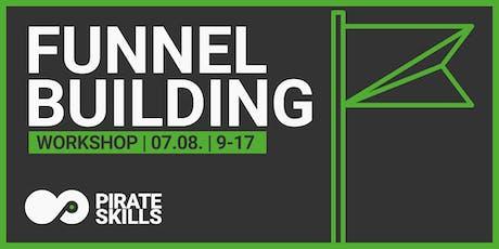 Funnel Building   Workshop tickets