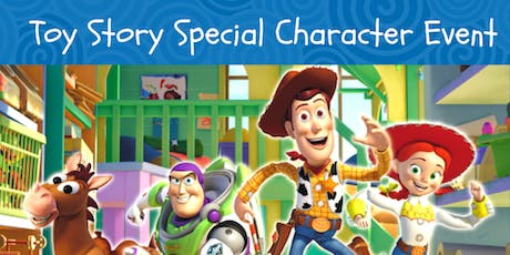 Toy Story Special  Character Event tickets