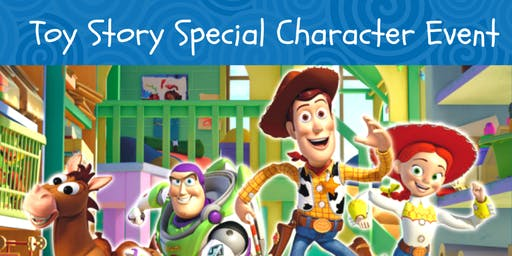 Toy Story Special  Character Event
