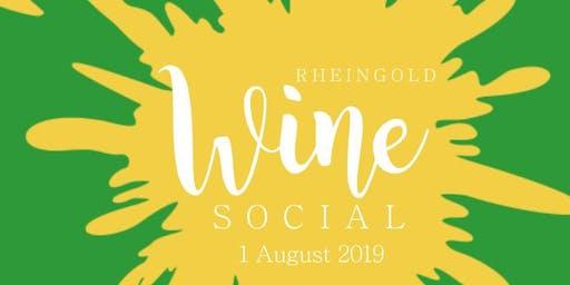 Rheingold Summer Wine Social August