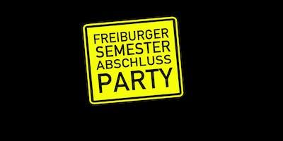 Semesterabschluss Party auf 3 Floors @ T.I.K – Sa, 27.07.