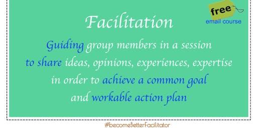 Agile Team Facilitation - FREE email course #becomeBetterFacilitator 1908