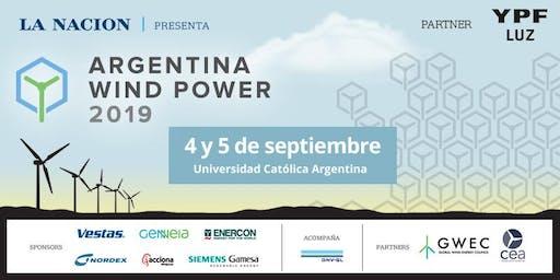 ARGENTINA WIND POWER 2019