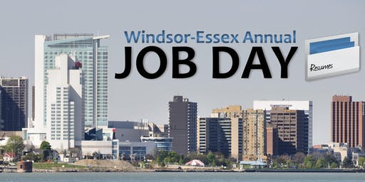 Windsor-Essex Annual Job Day 2019