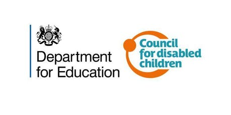 Funding for SEND and those who need AP: DfE consultation event: London tickets
