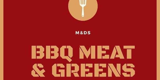 BBQ Meat & Greens