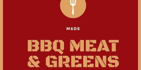 BBQ Meat & Greens  entradas