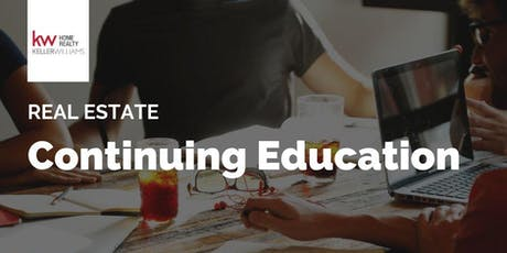 Real Estate Continuing Education - Full CE  tickets
