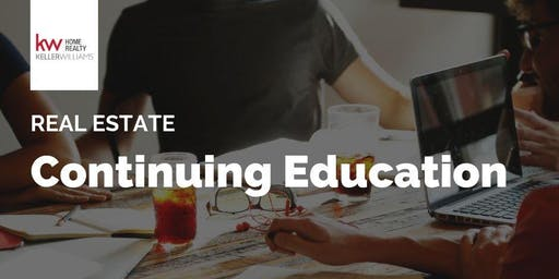 Real Estate Continuing Education - Full CE