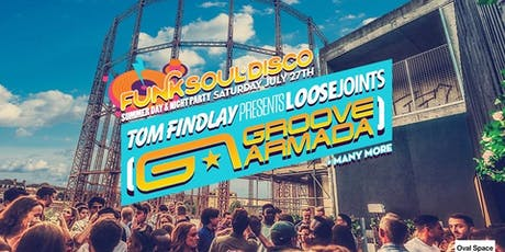 East London Funk & Soul Summer Day & Night Party tickets