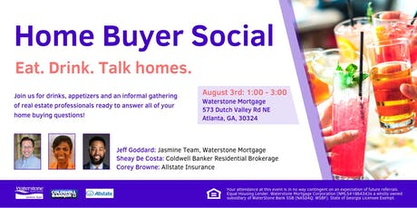 Midtown Homebuyer Social tickets