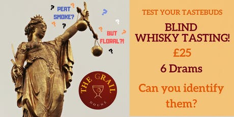 Blind Whisky Tasting tickets