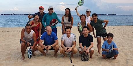 Beach Tennis Singapure tickets