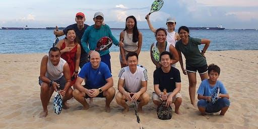 Beach Tennis Singapure