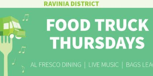 Bike ride to Food Truck Thursdays