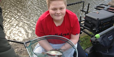 Free Let's Fish!  Willaston- Learn to Fish Sessions - Portsunlight AC