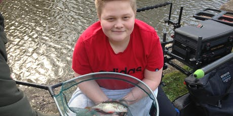 Free Let's Fish!  Willaston- Learn to Fish Sessions - Portsunlight AC tickets