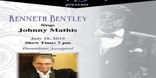 Kenny Bentley Sings Johnny Mathis