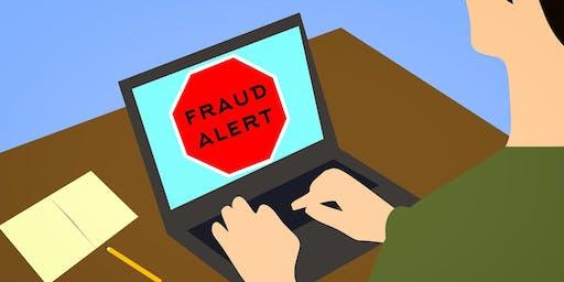 Fraud Scene Investigators (Burnley Campus) #SCARTclub #LancsRJ