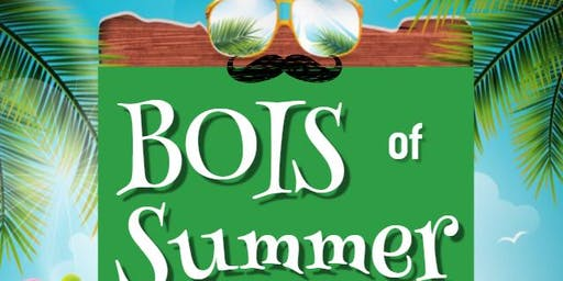 Queen City Kings Drag presents: The Bois of Summer