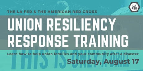 Union Resiliency Response Training tickets