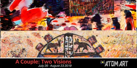 A Couple: Two Visions tickets