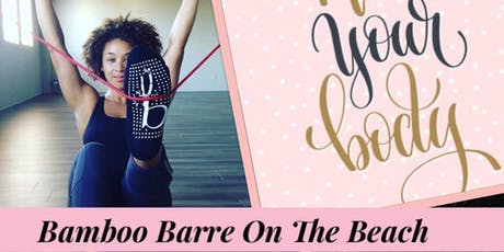 Bamboo Barre On The Beach tickets