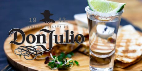 Don Julio Tequila Dinner tickets