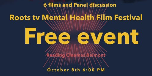 Roots tv mental health film Festival