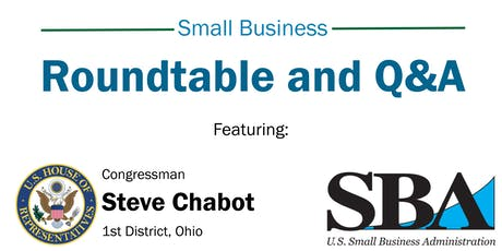 Deerfield Township Small Business Roundtable tickets