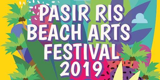 Pasir Ris Beach Arts Festival 2019
