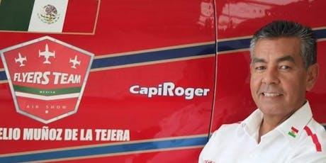 Capi Roger ambulancia aérea y traslados de emergencias entradas