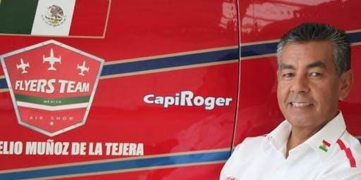 Capi Roger ambulancia aérea y traslados de emergencias